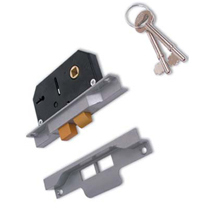 Union 2242 2 Lever Rebated Sashlock French Door Lock