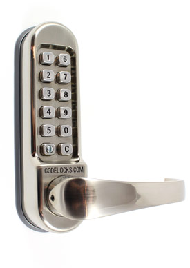 Codelock 520 Includes Full Mortice Lock