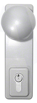 Asec Knob Outside Access Device