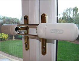 patlock security for upvc doors