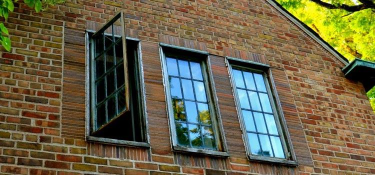 metal casement windows