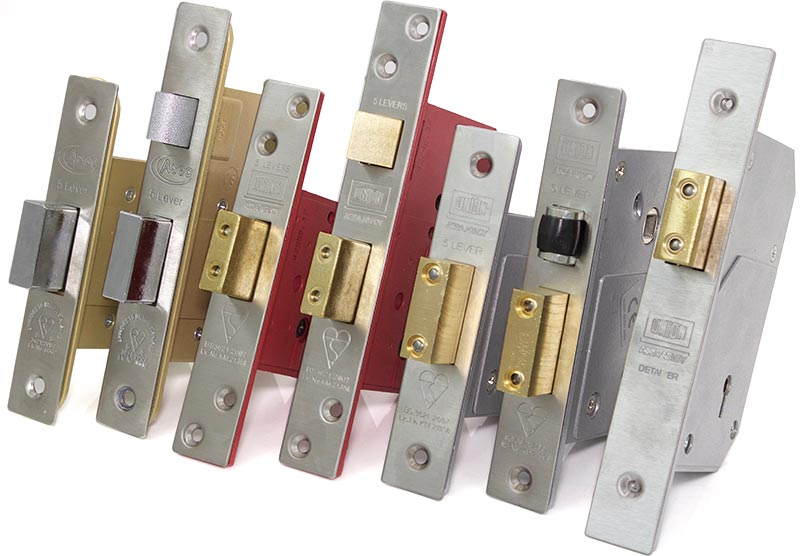 CISA European Profile Mortise Cylinder Variations by size and type
