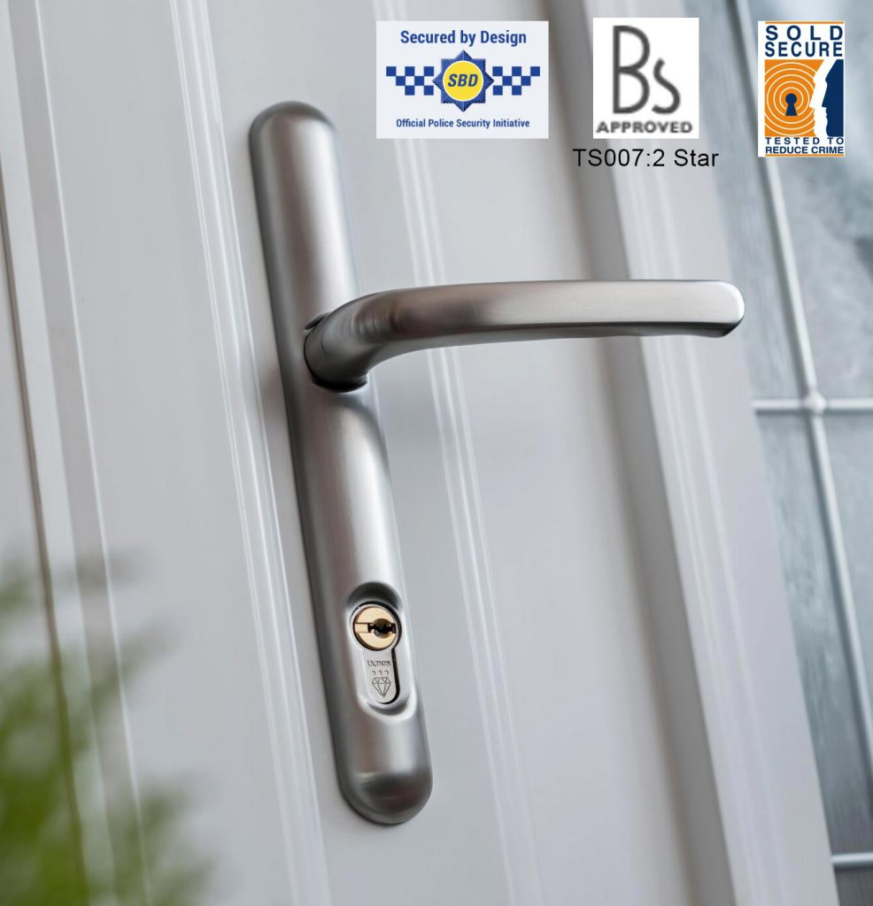 Top Security Euro Cylinder And Handles Lock Shop Warehouse